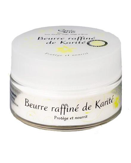 Beurre raffiné de Karité