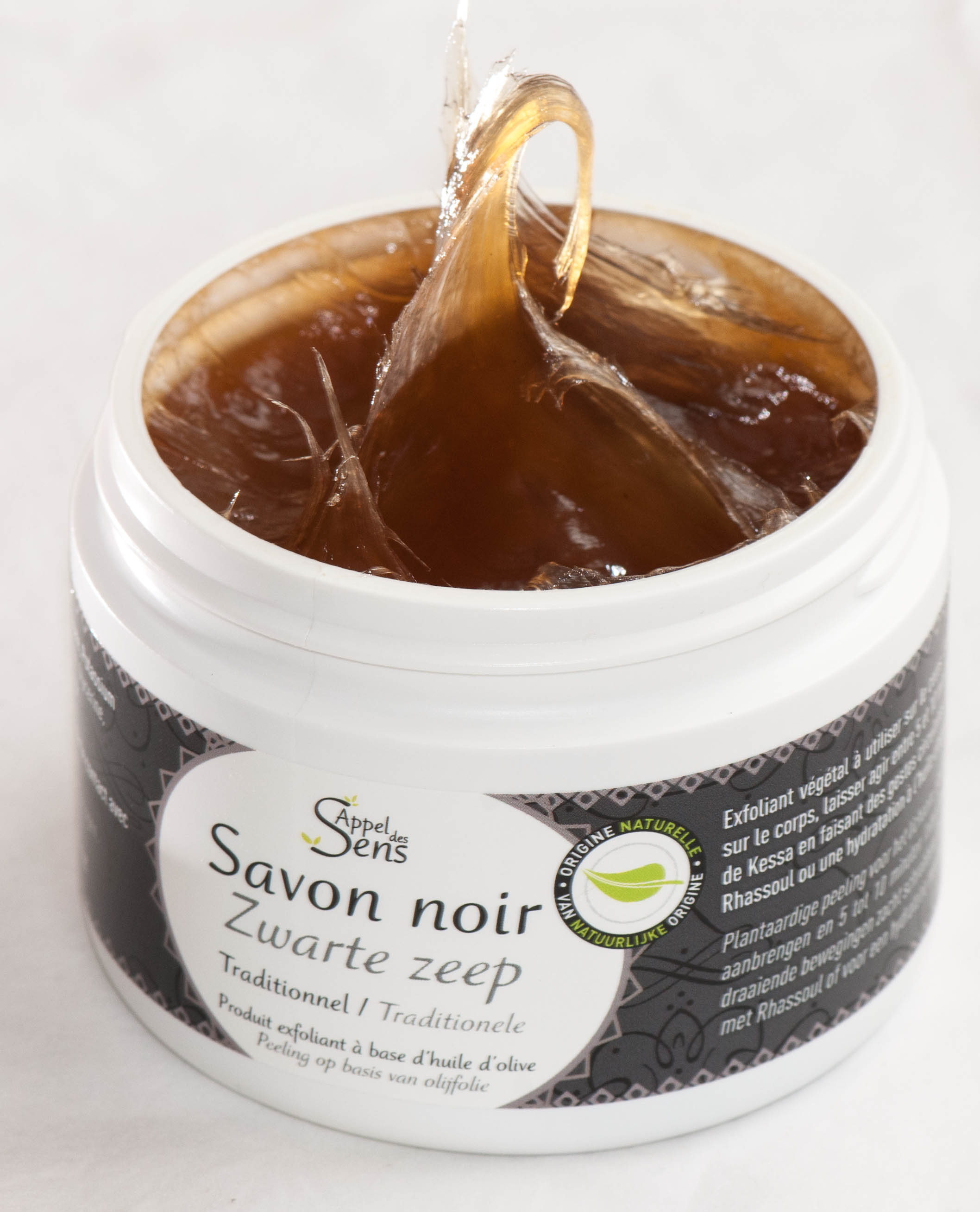 savon noir traditionnel