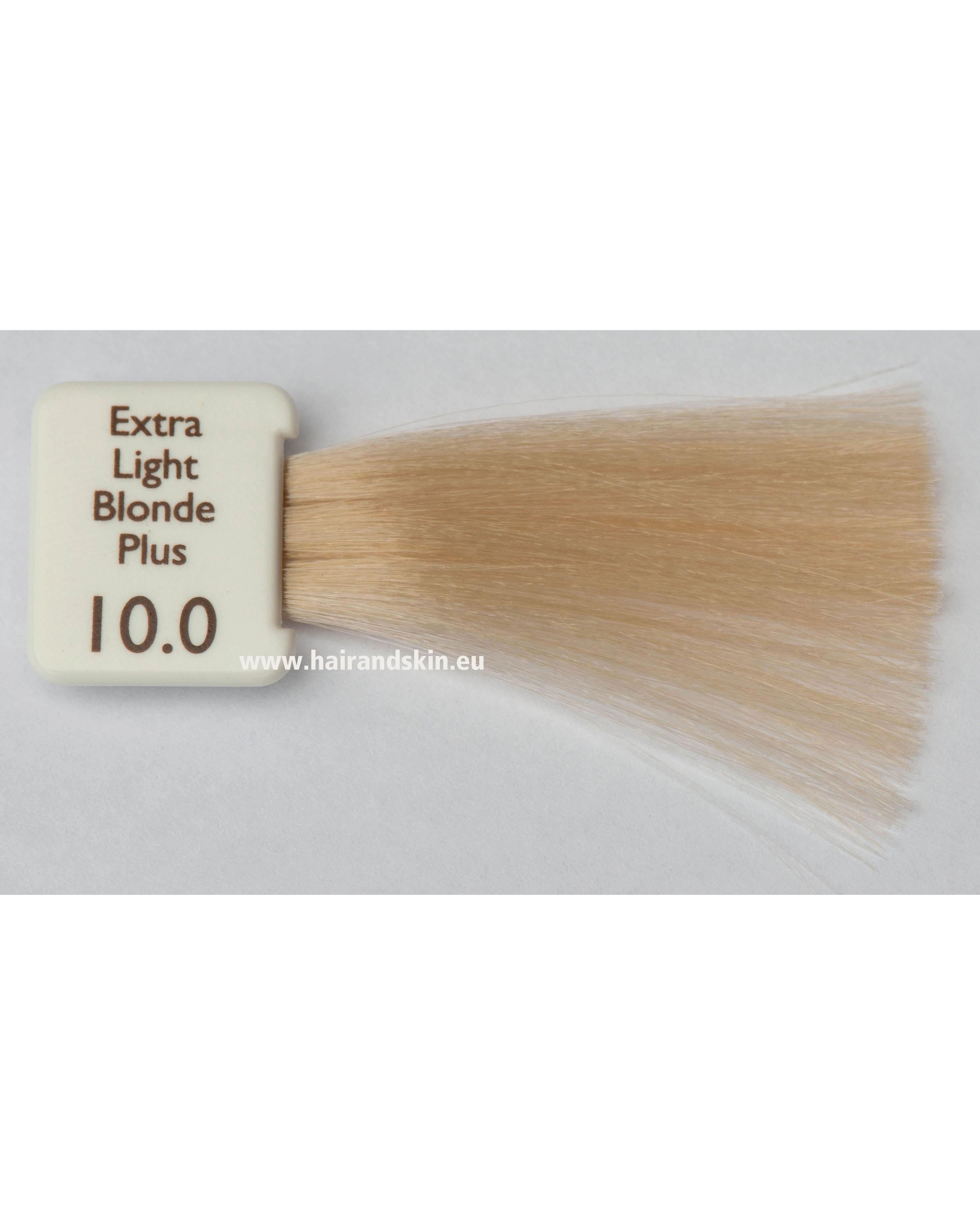 Couleur de cheveux 10 0