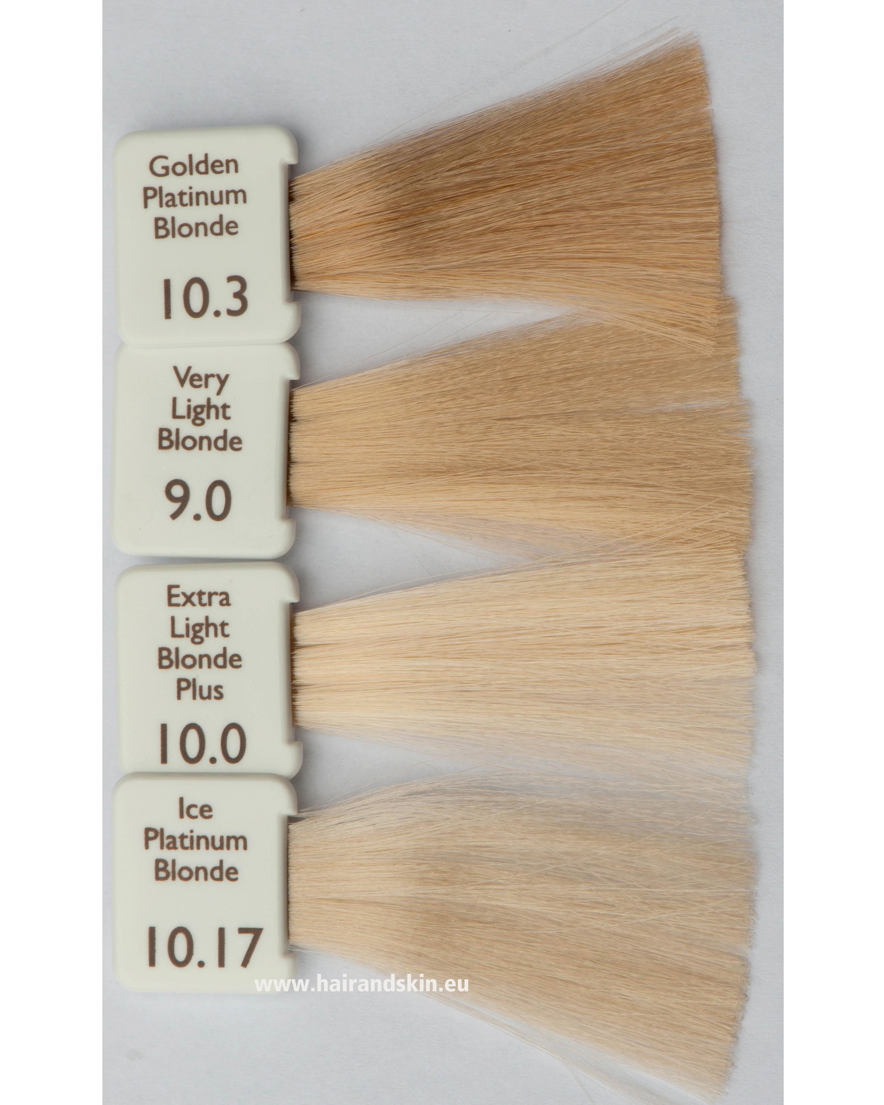 Coloration Natulique Blond platine doré crème naturelle biologique