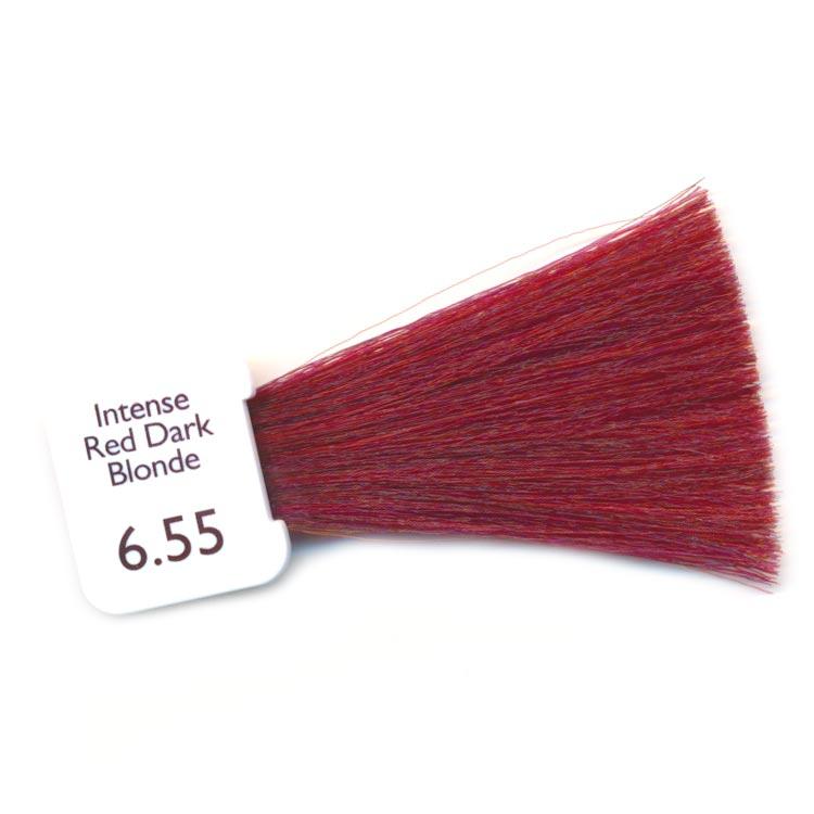 Natulique 6.55 intense red dark blonde