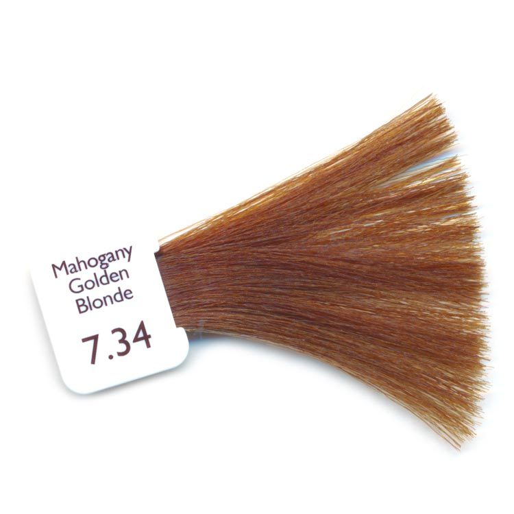 Coloration Natulique Blond Dor 233 Acajou 7 34 Cr 232 Me