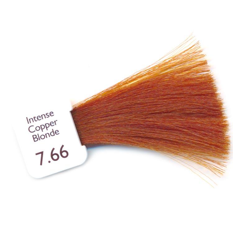 Natulique 7.66 intense copper blonde