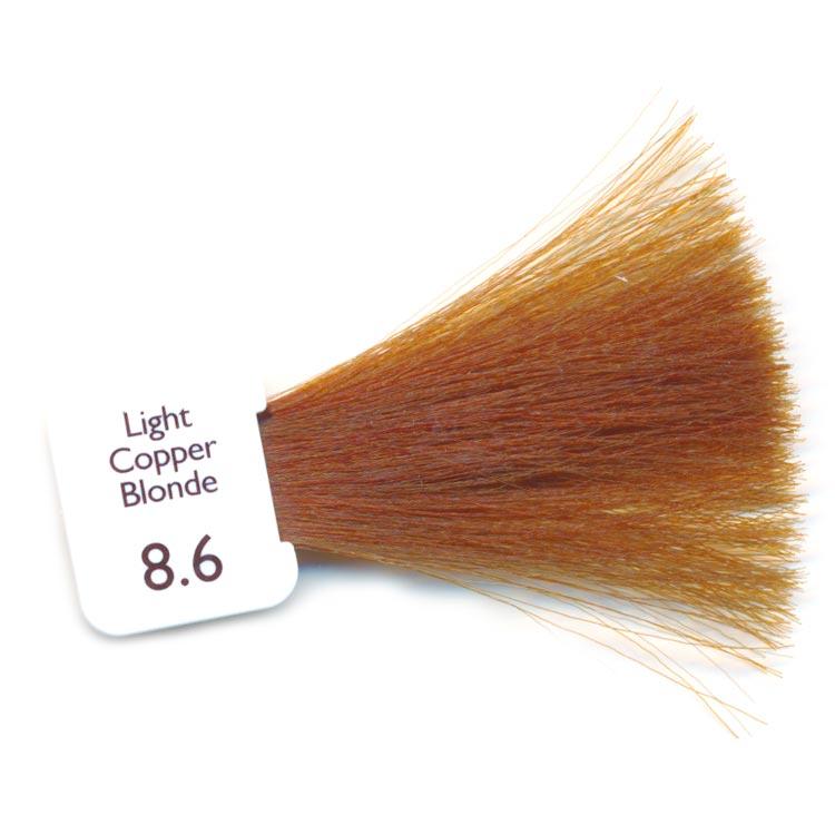 Natulique 8.6 light copper blonde