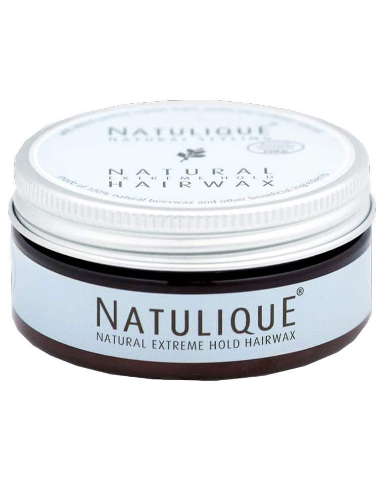 extreme hold hairwax natulique