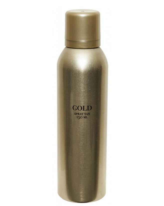 gold spray tan 150ml