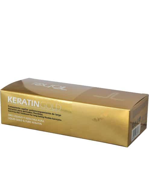 tahe gold keratin formas pack