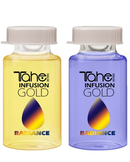tahe gold radiance infusion
