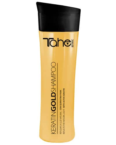 tahe keratin gold shampooing 300ml