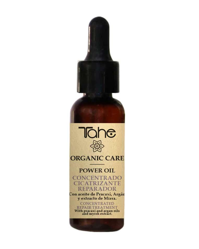 Tahé Organic Care Huile Concentré citracisant de guérison Power Oil 30ml