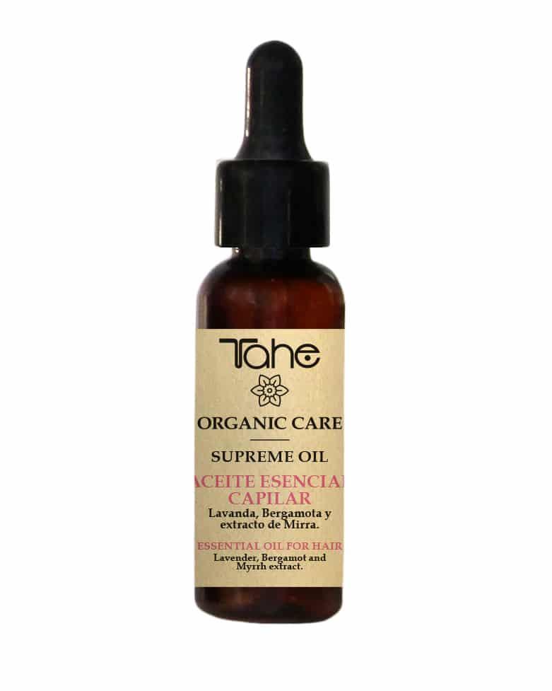 Tahé Organic Care Huile essentielle capillaire Supreme Oil