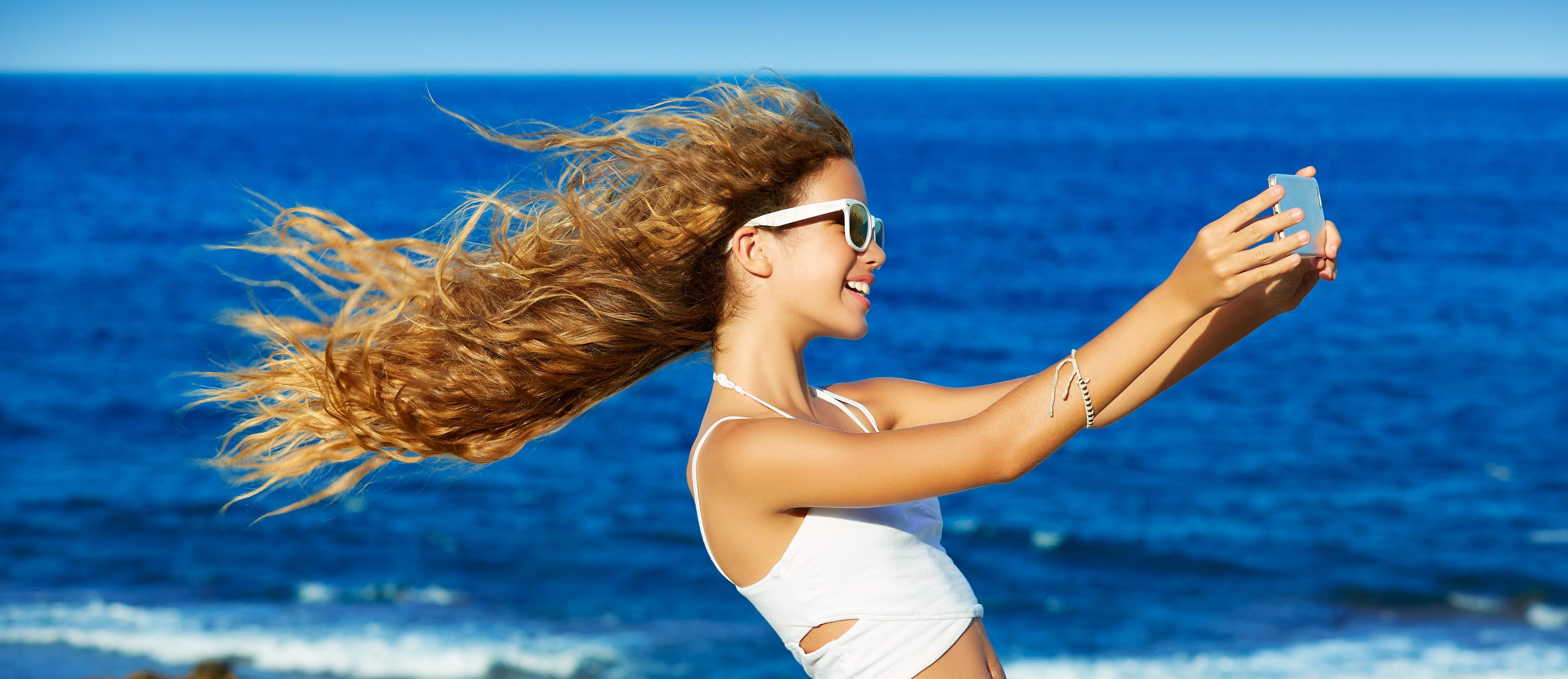 cheveux ete protection soleil 2