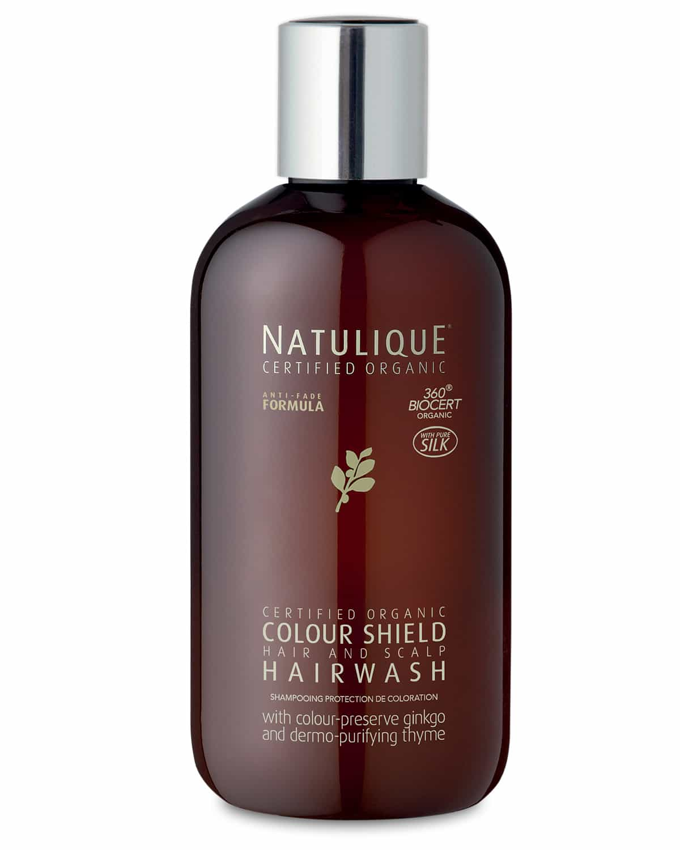 Natulique shampooing cheveux colorés - protège et magnifie votre couleur c2ebe623415d