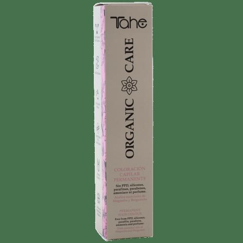 Tahé Coloration Organic Care boite