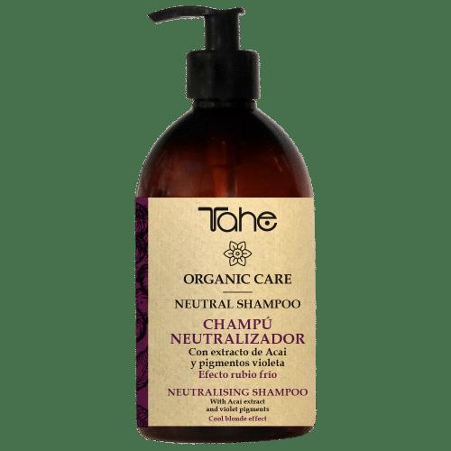 tahé organic shampooing neutre